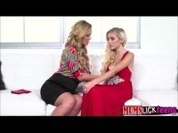 Perú Hot milf cherie deville gives advice with a sexy twist putas gratis