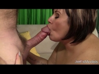 pounded pussy her gets plumper latina Mature