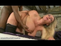 Porno gratis Chubby british milf get fucked by big black cock amateur peruano