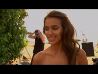 Porno gratis 2009 si swimsuit behind-the-scenes- irina shayk becomes the canvas in this video - video dailymotion amateur peruano