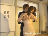 Japanese teacher fucked by student - sweatingnow.com